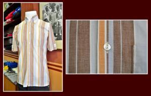 camisa raya vertical